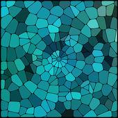 Abstrakta former bakgrund — Stockvektor