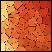 Geometrik şekiller arka plan — Stok Vektör