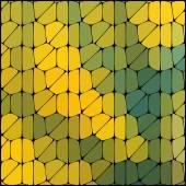 Abstract geometrical shapes — Vetor de Stock