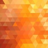 Driehoeken geometrische achtergrond — Stockvector