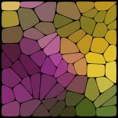 Abstract geometrical shapes — Vettoriale Stock