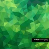 треугольники абстрактный фон — Cтоковый вектор