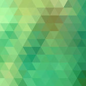 Abstract triangles background — Stock Vector
