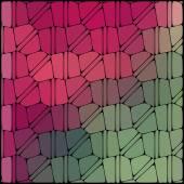 Abstract geometrical shapes — Cтоковый вектор