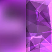 Abstraktní pozadí — Stock vektor