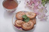 Homemade bakery — Stock Photo