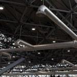 Ventilation pipes — Stock Photo #57644643