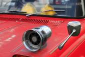Staré hasičské auto — Stock fotografie