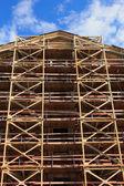Rehabilitación de edificios — Foto de Stock