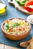 Quinoa salad — Stock Photo
