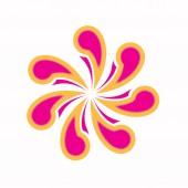 Modern Logo icon design — Stock Vector