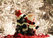 Natale santa — Foto Stock