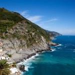 Cinque Terre coast in Liguria, Italy — Stock Photo #52570563