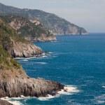 Cinque Terre coast in Liguria, Italy — Stock Photo #52570587