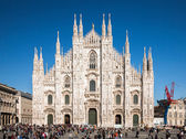 Milan Cathedral — Stock Photo
