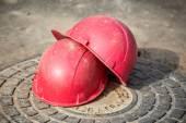 Helmets — Stock Photo