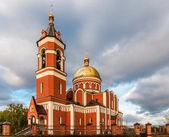 圣三一大教堂 — 图库照片