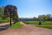 Kuskovo garden — Stock Photo