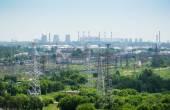 Industry area — Stock Photo