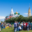 Kolomna holiday — Stock Photo #67563609