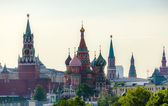 Red square in Moscow — Stock Photo