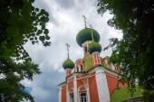 Alexandr Nevsky church — Stock Photo