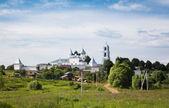 St. Nikita's monastery — Stock Photo