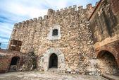 Santo Domingo fortress walls - Ozama fortaleza — Stok fotoğraf