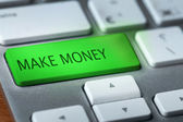 Make money — Stock Photo