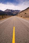 Highway 120 Entrance Tioga Pass Road Yosemite NP California — Stock Photo