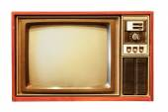 Vintage tv — Stock Photo