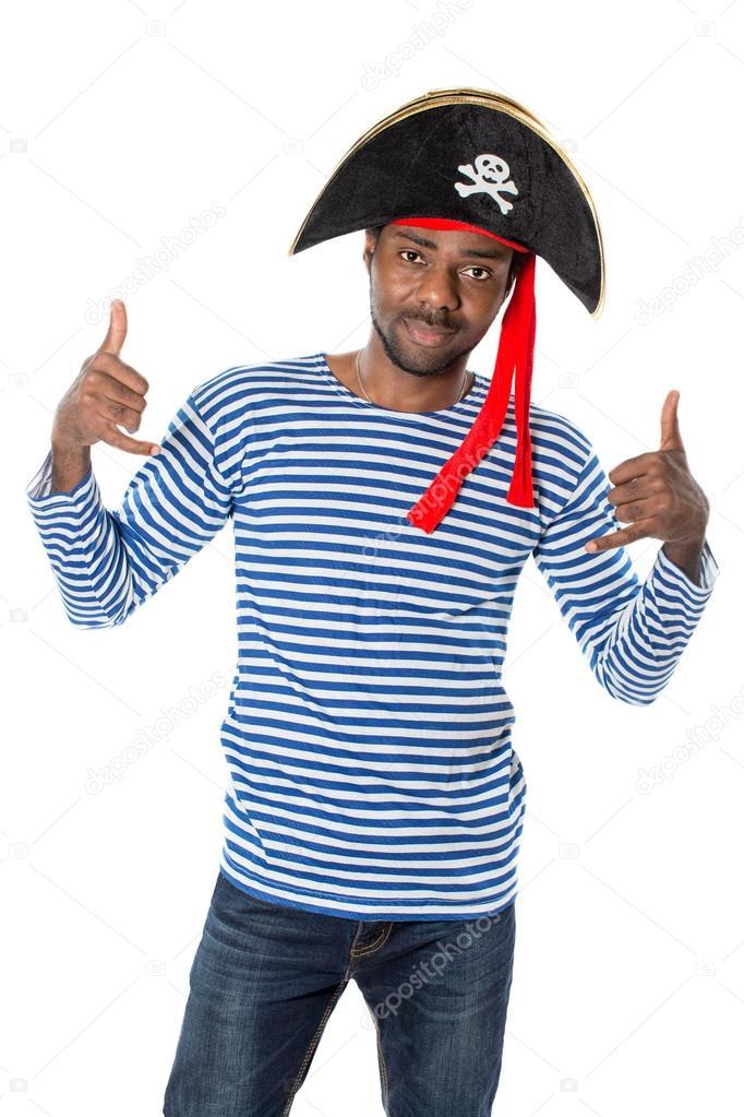 Костюмы пиратов своими руками для мужчин