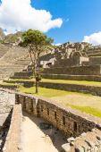 Machu Picchu city — Stock Photo