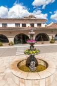 Hotel in Peru — Stock Photo
