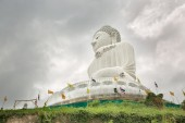 Big Buddha monument — Stock Photo