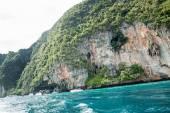 Viking cave on Phi-Phi Leh island — Stock Photo