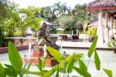 Statue sur l'île de Phuket — Photo