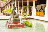 Statue on island of Phuket — Stock Photo