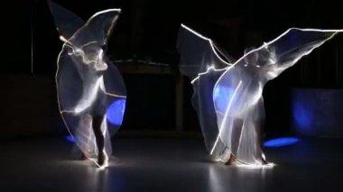 Filles actrice danse — Vidéo