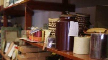 Decorative items — Stock Video