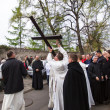 Way of the Cross on Good Friday — Stock Photo #57146579