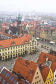 View of Wroclaw old town — Stockfoto