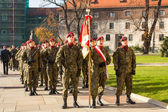 National Independence Day in Poland — Foto de Stock