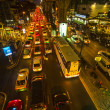 Traffic jam in city — Stock Photo #61674239