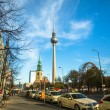 Постер, плакат: Berlin TV Tower