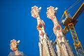 La Sagrada Familia - — Stock Photo