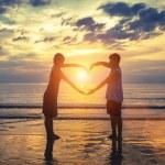 Young romantic couple — Stock Photo #63762947