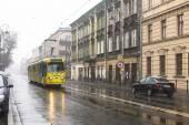 Kazimierz caddeleri — Stok fotoğraf