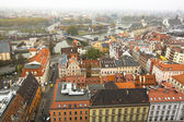 Wroclaw old town — Stock Photo
