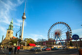 Berlin TV Tower — Stock Photo